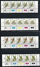 Ciskei Stamps 1981 Birds Control Blocks/Strips  - Select from Listing - MNH