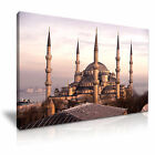 CITYSCAPE Europe Turkey 6 1L Canvas Framed Printed Wall Art ~ More Size
