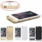 Portable External Backup Battery Charger Case Cover For iPhone 6 / 6S / Plus