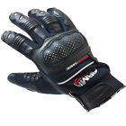 ARMR MOTO SP-16 SHORT MOTORCYCLE MOTORBIKE ROAD STREET BIKE GLOVES GHOSTBIKES