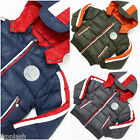 M Boys Navy Blue Puffer Winter Jacket School Padded Coat Age Size 2 3 4 5 Years