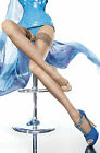Fiore Eluxa Open Toe Hold-ups 20 Denier Sheer Toeless Hold Ups to Size XL