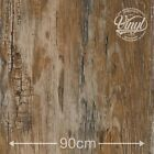 90cm wide Rustic Wood Sticky Vinyl Fablon (280-5180) Cut to size, 1m to 15m