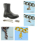 FC154 CHARMS FOR MEN'S BOOT WEAR CHAIN ANKLE ACCESSORY COUNTRY RUSTIC WESTERN