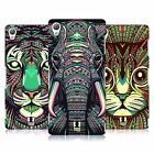 HEAD CASE DESIGNS AZTEC ANIMAL FACES SERIES 2 CASE COVER FOR SONY XPERIA Z3