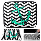 Waterproof Laptop Sleeve Case Bag + Mouse Pad+Keyboard Cover For Macbook Pro/Air