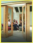 Internal Door Oak Freefold Frame System - Excludes Doors
