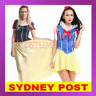 Snow White Cinderella Princess Disney Costume Holloween Fairytale Fancy Dress