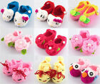 Pretty Style Infant Handcraft Crochet Knitted First Walker Shoes Prewalker JRAU