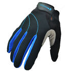 Fashion Cool Men's Sports Racing Cycling Bike Bicycle Full Finger Gloves XS~M