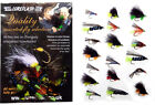 20x DEADLY MOSAIC TROUT FLIES for Trout Fishing & Fly Fishing - Flies (QFSHD)