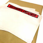 DOCUMENT ENCLOSED ENVELOPES PRINTED A7 (115mm x 110mm) PARCELS POSTAL WALLETS