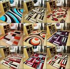 Extra Large Small Medium Size Cheap Floor Mat Good Quality Flat Pile Modern Rugs