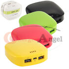 New 6000mAh Portable External Battery USB Charger Power Bank for Mobile Phone