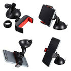 Univeral Mini Suction Car Windshield Windscreen Mount Holder Cradle For Phones