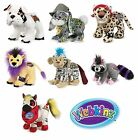 WEBKINZ ROCKERZ BY GANZ - CUDDLY SOFT TOY -STUFFED ANIMAL KIDS CHRISTMAS PRESENT