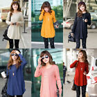 Hot Women Long Sleeve Knitted Pullover Jumper Loose Sweater Knitwear Tops Trendy