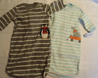 CARTERS Child Of Mine Baby 0-9 Month Fleece Pajama Zip Front Sleepbag NWT Choice