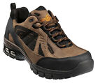 NAUTILUS Mens Size 12 M COMPOSITE Toe Safety Shoes BROWN New 1700
