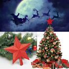 XMAS Tree Topper Star Ornament for gifts garden home Christmas Decoration NEW