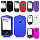For Huawei M835 Metro PCS Colorful Rubberized Hard Case Snap On Cover Accessory