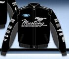 Mustang Multi-Logo Jacket with Mach 1, BOSS, GT/CS, Cobra, SVT, Ford Oval & More