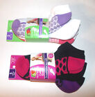 Fruit of the Loom Womens Cushioned Low Cuts Socks 3 Pack White Shoe Size 4-10