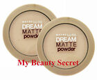 BULK 2 x MAYBELLINE DREAM MATTE POWDER - CHOOSE FROM 4 SHADES - NEW!!