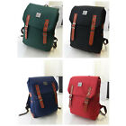 New Fashion Unisex Student  Korean Canvas Backpack Rucksack Travel Bags