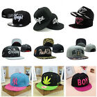 Men Women Baseball Dance Sport Hip-Hop Cap Adjustable Snapback Bboy Outdoor Hat