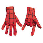 New style children gloves for spiderman Cosplay Costume as gift for kids