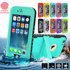 """Waterproof Shockproof Dirt Proof Redpepper Stand Case For iPhone 6 4.7"""" 5.5"""""""