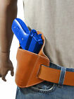New Barsony Tan Leather Belt Slide Gun Holster Norinco Kimber Full Size 9mm 40