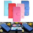 Crown PU Leather Magnetic Flip Wallet Card Case Cover For Apple iPhone 6 4.7''