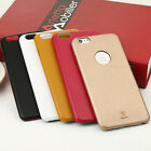 Baseus Touch Super Thin Soft Leather Cover Case Shell For iPhone 6 Plus 5.5""