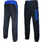 Mens Boys Nike Tracksuit Track Pant Woven Pants Grey Blue Cuffed Bottoms S-XL