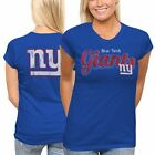 New York Giants Ladies Team Pride T-Shirt - Blue