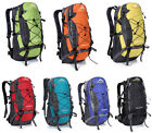 45L outdoor waterproof mountaineering bag sports camping backpack hiking travel