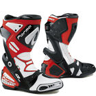 FORMA ICE PRO BLACK RED WHITE MOTORCYCLE MOTORBIKE SPORTS BIKE RACING RACE BOOTS