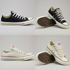Converse All Star Ox Sparkle Trainers Brand new in box UK Size 3-7