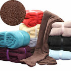 Large Super Soft & Cuddly Throw – Suitable For Sofa & Bed , Size: 200 X 240 Cm