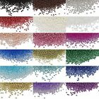 82,000 Little 1mm Round Undrilled Glass Seed Bead Micro Embellishment Pieces
