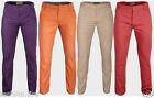 ~~Mens Boys Chino  Designers Branded Cotton Jeans Pants Trousers Funky Chinos~~