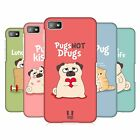 HEAD CASE DESIGNS PIPER THE PUG HARD BACK CASE FOR BLACKBERRY Z10
