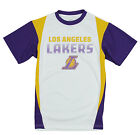 NBA Little Kids / Youth Los Angeles Lakers Performance Play Dri T-Shirt, White on eBay