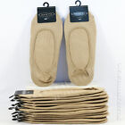 Women's 3 6 12 Pairs Loafer Boat Liner Skin Color Cool Socks Low Cut No Show