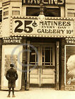 1910 MESSENGER BOY at MOVIE THEATER ST LOUIS MO PHOTO