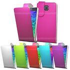 Flip Leather Case Cover Pouch For Samsung Galaxy Mobile Phones Models