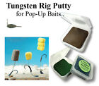 Tungsten Rig Putty - Brown Green or Black available 20g Tubs BEST value on eBay