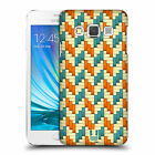 HEAD CASE DESIGNS WOVEN PAPER PATTERNS CASE FOR SAMSUNG GALAXY A3 3G A300H DUOS